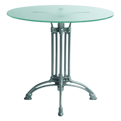 Table EMERAUDE Ø80