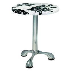 Table BAROQUE Ø80