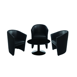 Ensemble fauteuils TONDO