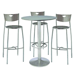 espace furniture espace snack set rental of snacking furniture and fast food for trade shows