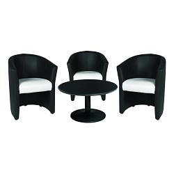 Ensemble fauteuils TONDO RV