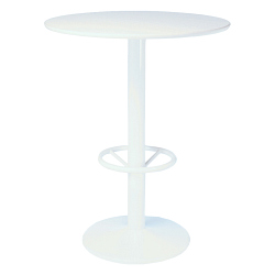 Table snack ORION Ø80
