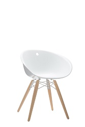 FAUTEUIL GLISS WOOD