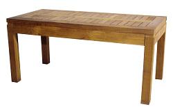 TABLE BASSE TECK