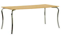 TABLE HAUTE LISSOA RECTANGLE