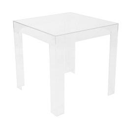 TABLE BASSE GLASSY