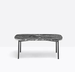 TABLE BASSE BUDDY MARBRE NOIR GRANDE