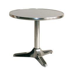TABLE BASSE ALU