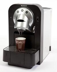MACHINE A CAFE A CAPSULE NESPRESSO + 300 CAPSULES
