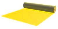 Moquette velour - jaune