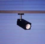 Projecteurs basse tension 50 W sur patere