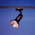 Projecteurs 120 W sur patere