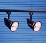 Rail de 2 projecteurs PAR 30 / 100 W