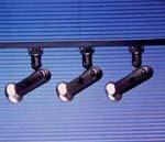 Rail de 3 projecteurs 100 W