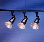 Rail de 3 projecteurs 120 W