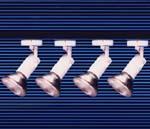 Rail de 4 projecteurs 120 W