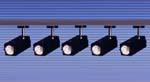 Rail de 5 projecteurs basse tension 50 W