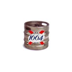 Fût de 30 litres KRONENBOURG 1664
