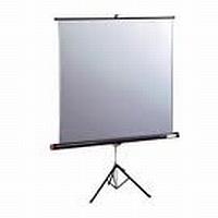 Ecran de projection sur pied 200 x 200
