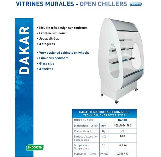 Vitrine Dakar