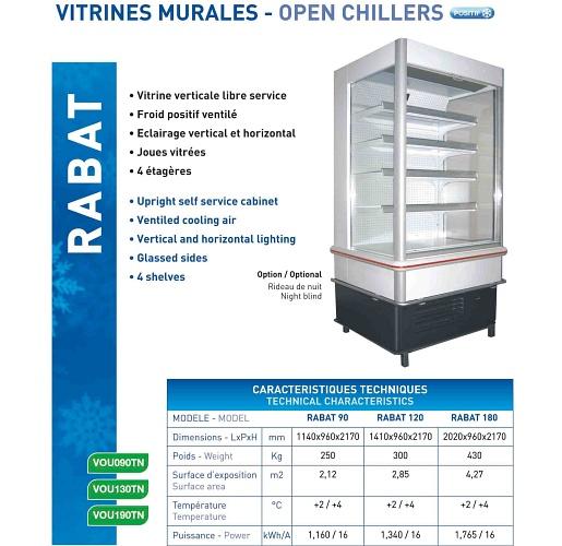 Vitrine Rabat