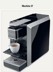 Machine à café ILLY MITACA I9 200 doses